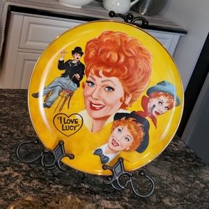COPY - I Love Lucy Collector's plate
